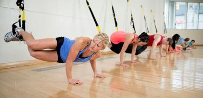 TRX:Η δημοφιλής νέα μέθοδος γυμναστικής