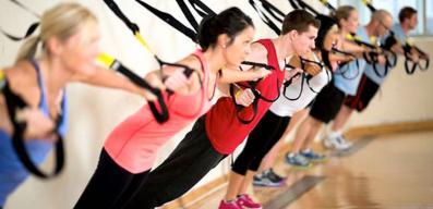 TRX: Η μέθοδος γυμναστικής που κάνει θαύματα!