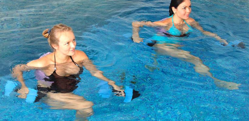 Αqua fitness: Το μυστικό που αλλάζει το σώμα σε χρόνο μηδέν!